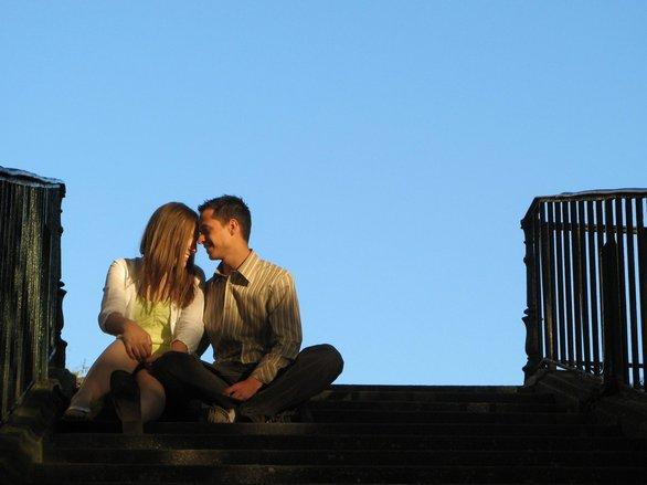 Geluk in de liefde