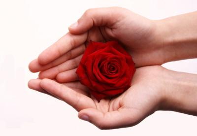 Liefde geven