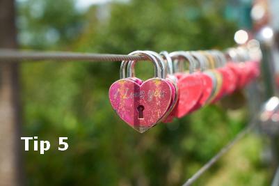 Liefdetips nr 5