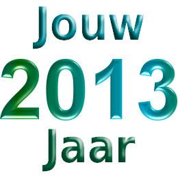 Jouw jaar 2013