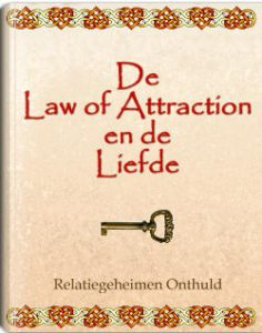 Cover Law of Attraction en Liefde