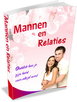 e=book cover Mannen en Relaties