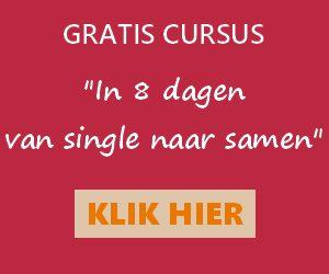 GRATIS CURSUS Van single naar samen