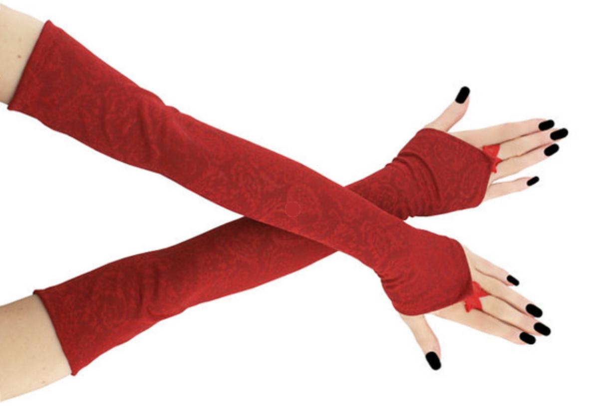 Fluwelen handschoenen aanpak